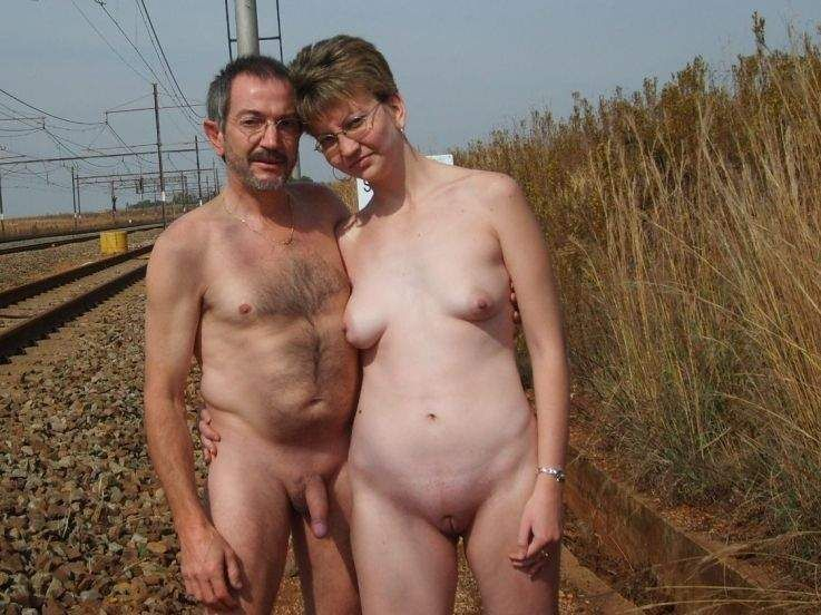 Mature nude beach sex couples