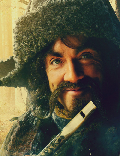 middle-earth-appreciation:  Bofur may have taken over the position of favorite dwarf in my heart.