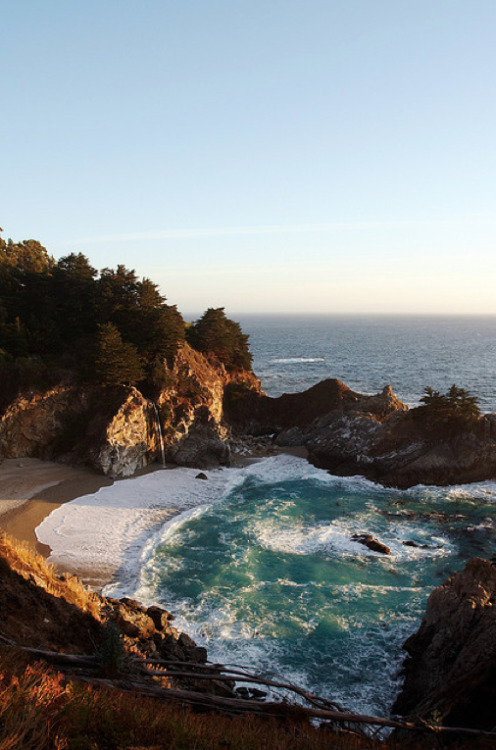 clubmonaco:  Big Sur, California