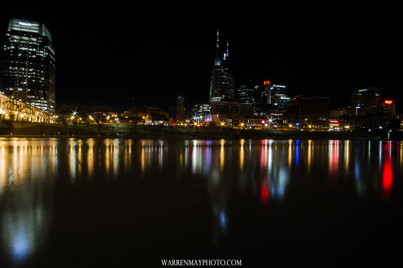 wrmphotography:  Nashville Nights