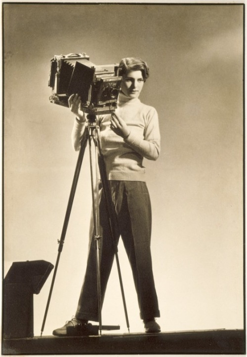 Margaret Bourke-White, Self-portrait, 1933