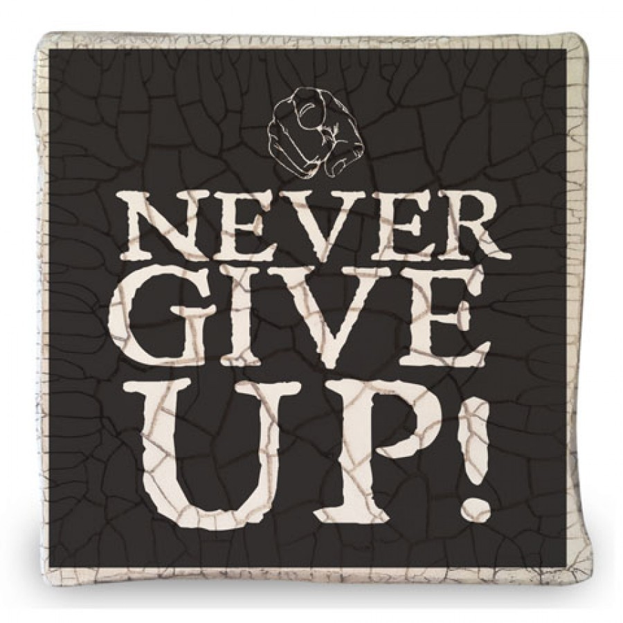 KEEP CALM AND NEVER GIVE UP ! AJA!