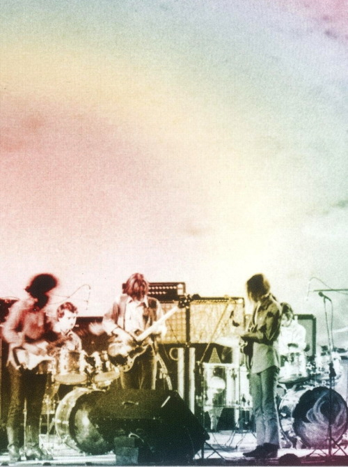 johnny-cool:  The Grateful Dead  • February 1970