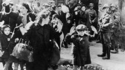 "Poland's Jews: A forgotten history Poland is marking the 70th anniversary of the Warsaw Ghetto Uprising on Friday, one of the most remarkable acts of resistance in World War II, a period when the almost 1,000-year-old history of Polish-Jewish relations underwent its most severe test. How Poles and Jews behaved toward each other during 1939-1945 is still being evaluated and remains highly provocative here. This was clearly seen last November with the premiere of the movie Poklosie (""Aftermath""), a fictional thriller that told the story of a Polish man who returns to his hometown and discovers a dark secret about its past. During the war, at the instigation of the Nazis, local people, including his own father, rounded up the town's Jews, locked them in a building and set it on fire. In the last 10 years or so it has become widely known that massacres like this actually happened in several Polish towns, most notably in Jedwabne, north-eastern Poland, where Poles at the instigation of the Nazis murdered more than 300 Jews.  (Source: BBC News)"