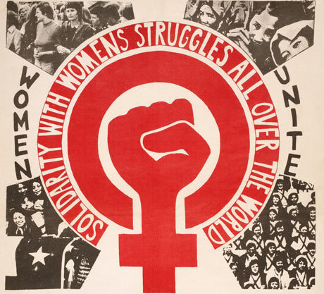 International Women's Day illustration, from Spare Rib, 1975 Source: The Guardian