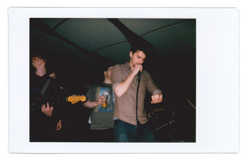 Tim Baker, Hey Rosetta! (by hellogeri)