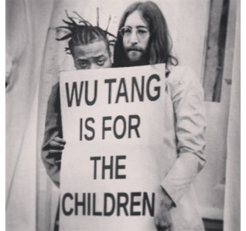 Wu is for tha children