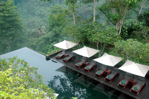 homedesigning:  Maya Ubud Resort