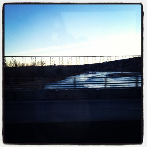 ghostwith-themost:  Deathbridge #lethbridge