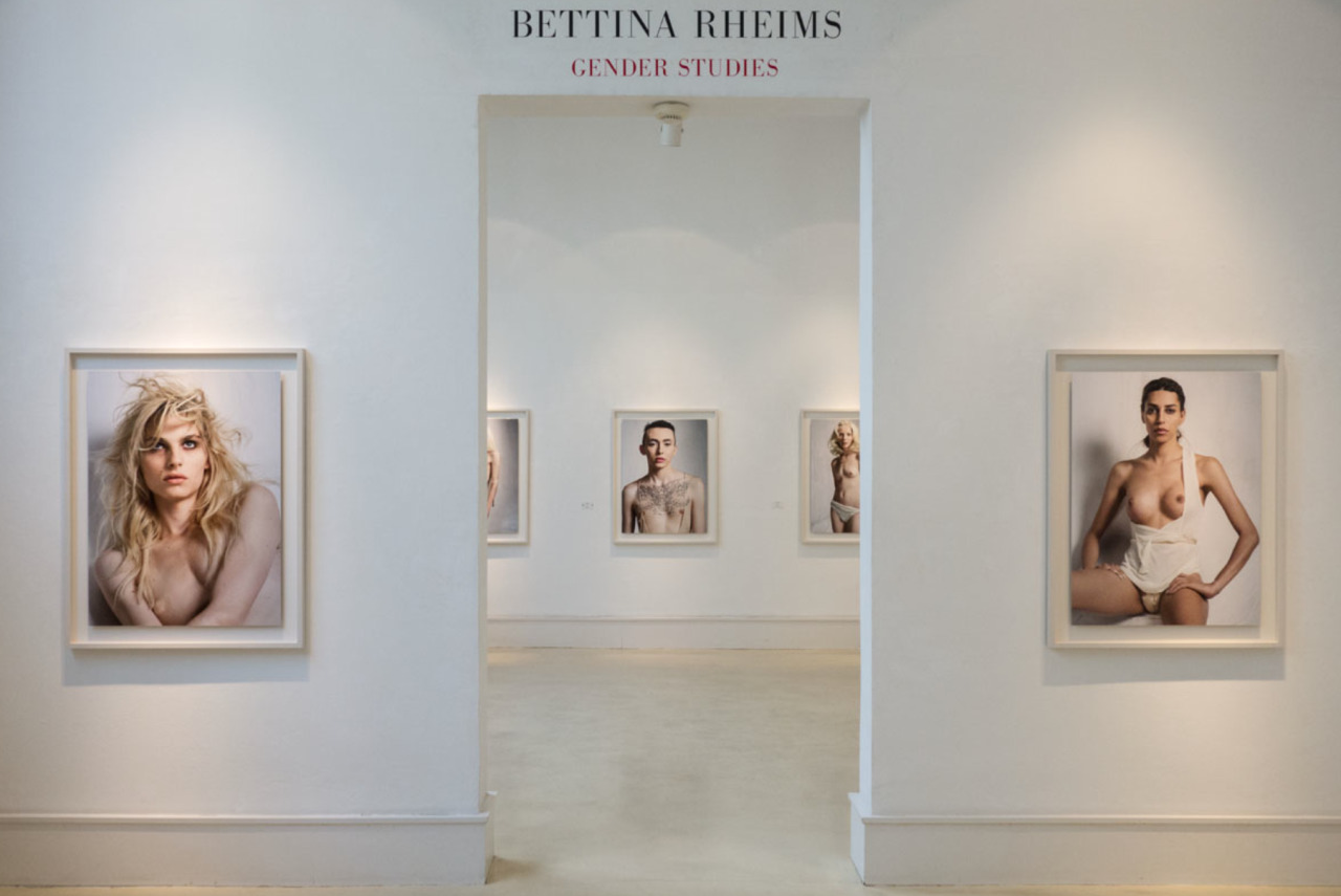 Bettina Rheims Youtube interview