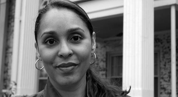 "You can listen to U.S. Poet Laureate Natasha Trethewey read her poem ""Enlightenment"" for the Virginia Festival of the Book."