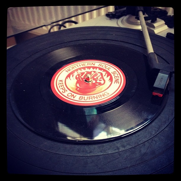 Strictly 7's today. #northernsoul #vinyl #music #retro #mod