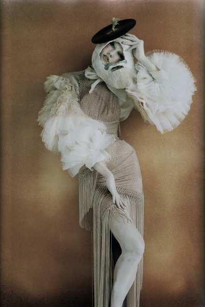 "extolled:  ""Russian Dolls"" Karlie Kloss by Tim Walker for UK Vogue October 2010"