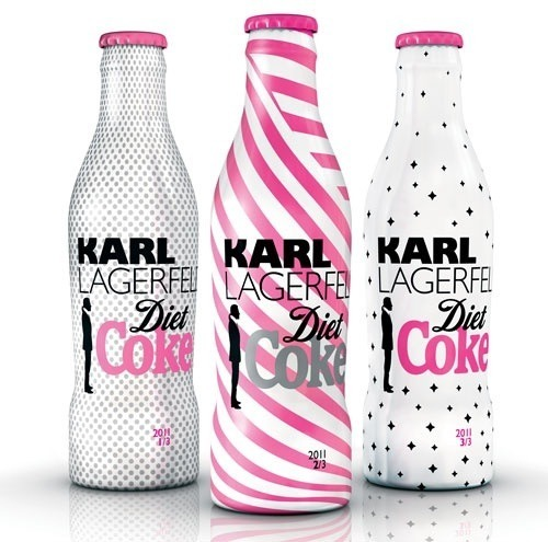 Karl Lagerfeld for Diet Coke