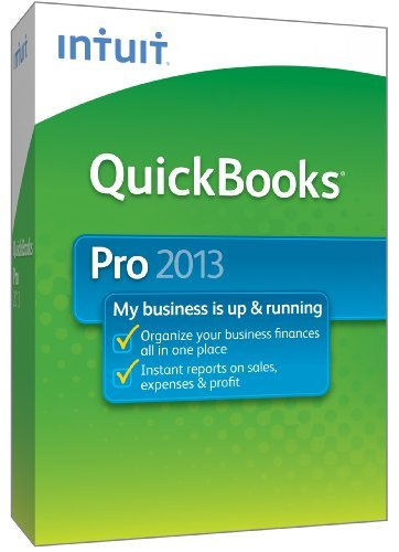 QuickBooks Pro 2013QuickBooks Pro helps you organize your business finances all in one place so you can complete your…View Post
