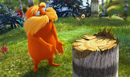 merasmus:  Did you know? The Lorax was completely unscripted. The voice actors literally improvised the entire fucking thing