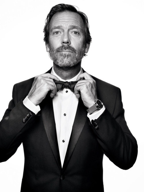 jaimejustelaphoto:  Hugh Laurie by Mark Seliger