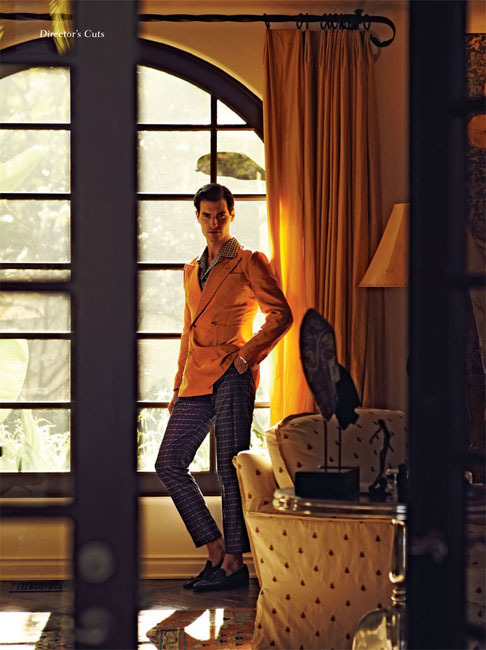 Herman Hanekamp by Blair Getz Mezibov for Robb Report
