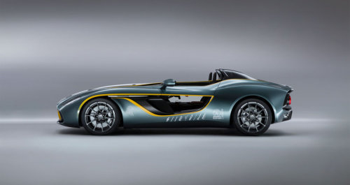 Aston Martin CC100 Speedster Concept Photo Gallery - Autoblog