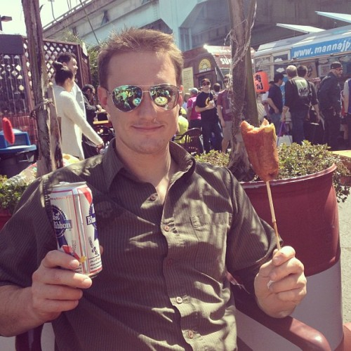National Corn Dog Day (at SoMa StrEat Food Park)