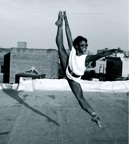 sirobe:  Ballet saved the life of Sierra Leone native Michaela DePrince.
