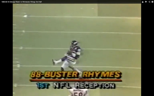 DID YOU KNOW: There was an NFL WR named Buster Rhymes. He once fired an Uzi in a snowball fight —-> http://t.co/4xbZVZHgV3  via https://twitter.com/MikeRicci5