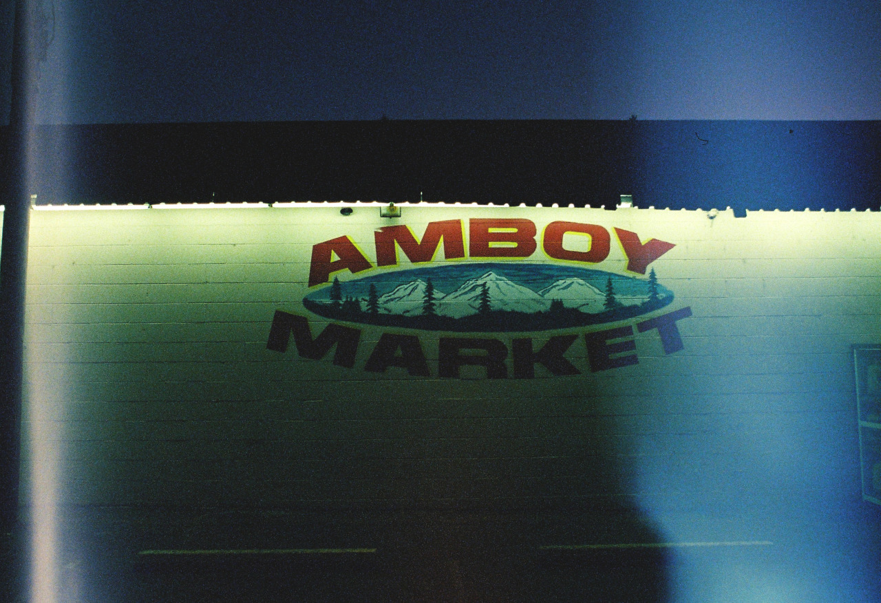 amboy market. washington olympus om-1