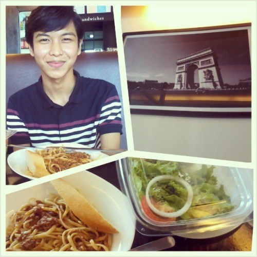 Birthday Lunch~  (at Paris Délice)