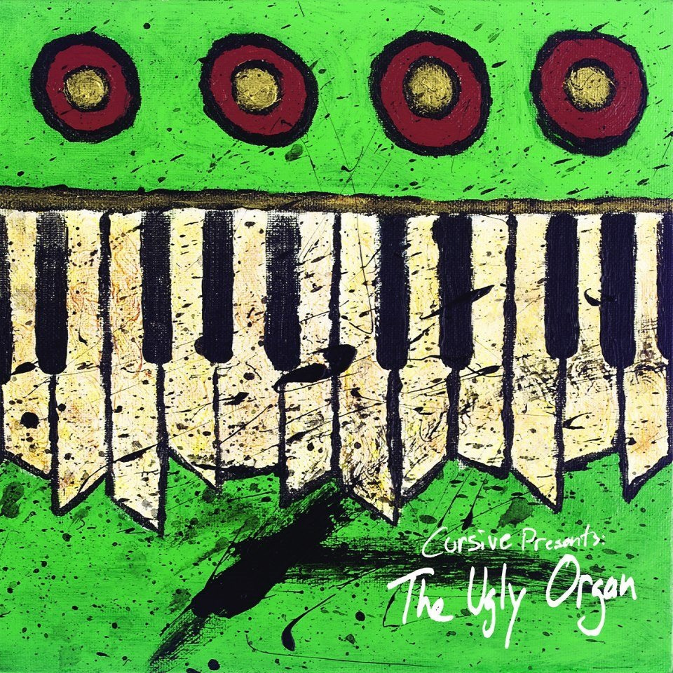"ohaiitsseely:  Happy 10th anniversary to Cursive's ""The Ugly Organ."""