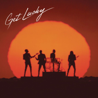 "'Get Lucky' by Daft Punkthis is the only thing i've posted on thisismyjam where i've actually said to myself ""THIS is my JAM!"""