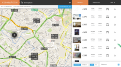 Kangaroom, a search engine for spare rooms and flatshares, has just launched their fully responsive, new site.