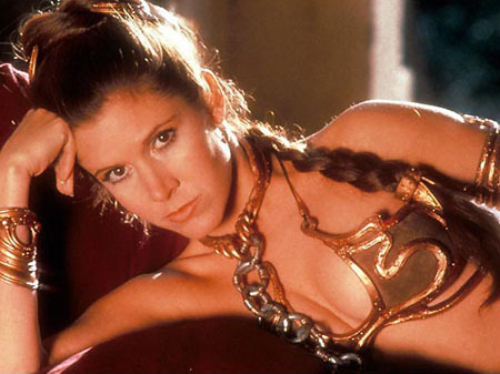 We were surprised to learn #15. Read on for more facts about Princess Leia! - ad http://bit.ly/WZhrx1