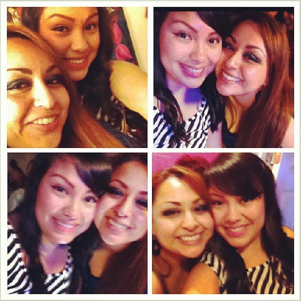 Pics with my favorite Striper…lol#lesbehonest#goodtimes#memories
