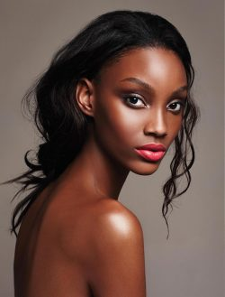 modelsofcolor:  Aleah Morgan for becca cosmetics