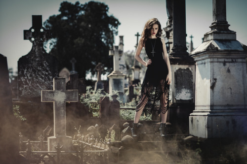 blackmilkclothing:  It's finally October, the month of Halloween <3