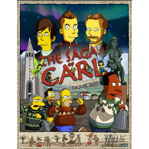 #SIGURROS X #THESIMPSONS #JADI