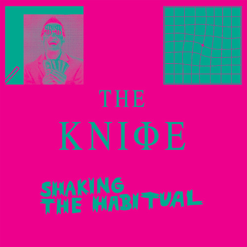 "The Knife - Shaking The Habitual""The Knife's New Album, its really good. I loved Silent SHout, but this new album is so colorful. the sounds and timbres are a lot bolder then the cool and subdued synths of silent shout. Fever Ray's unique vocals are here in full force, all sorts of pitch shifting and multi-tracking. Along with some of the trademark Knife sounds there are some wold music influenced rhythms and live drums, along with some more distorted and harsher textures too. Another change is some of the monstrous track lengths. I'm Loving this!"" This week's Album of the Week was chosen by Sean Nuelle.  click to download"