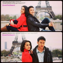 Love in Paris season 2! @dimsanggara @michelleziu #dimasanggara #dimsanggara #dimskilovers