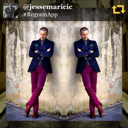 "RG @jessemaricic: ""Marine et Bordeaux""  Go to www.rawwblog.com/marine-et-bordeaux to view the complete shoot.  Featuring #herringbonesydney  Photos 