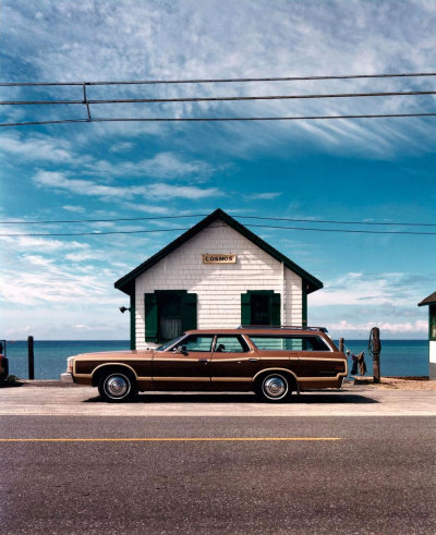 What an awesome photo by Joel Meyerowitz