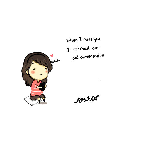 Submitted by pyonsan.tumblr.com ~thank you:) ❤ More Doodles/Cute Stuff? ❤