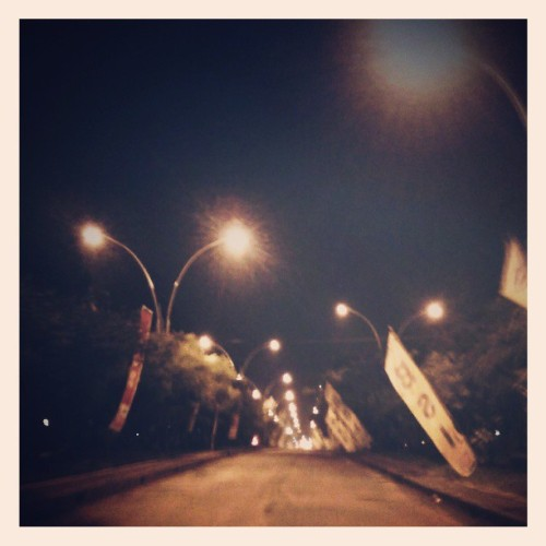 i'm coming back home :') #road #igers #instamood #instadroid #instaphoto