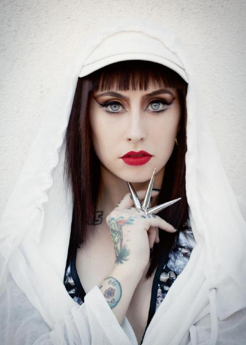 kreayshawn-news:  Kreayshawn in this months 'The Untitled Magazine'