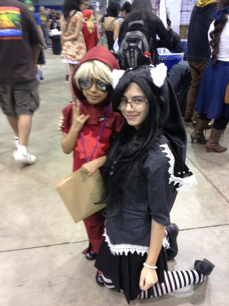 what-what-smuppet-butt:  so at acen there was the CUTEST little Dave… (: