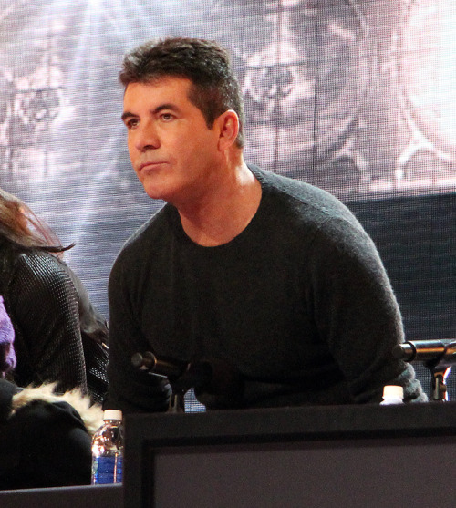 Exclusive pictures from The X Factor USA press conference. More HERE Please credit if using thanks!