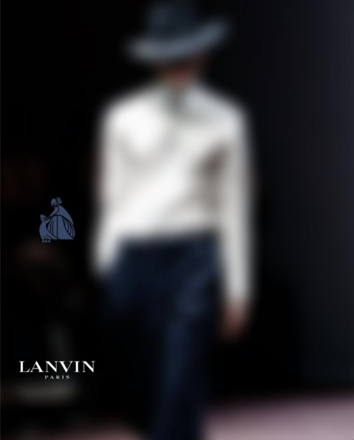 66lanvin:  IN a SILENT way by LANVIN………..No.8