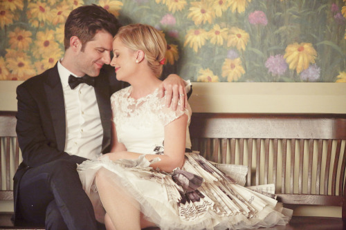 Hot off the press, Ben and Leslie's wedding album!