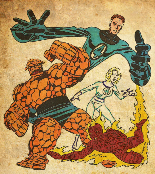 THE FANTASTIC FOUR BY JOHN BYRNE