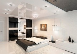 homedesigning:  Awesome Modern Bedroom Ideas