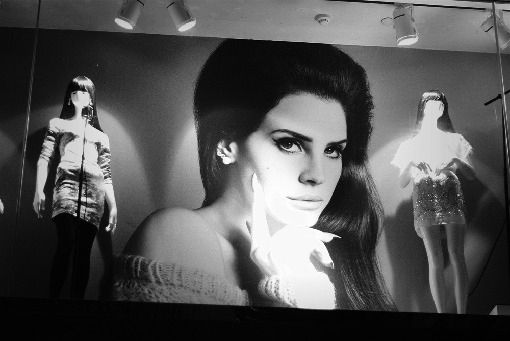 The day I met, Lana Del Rey. Well, sort of.